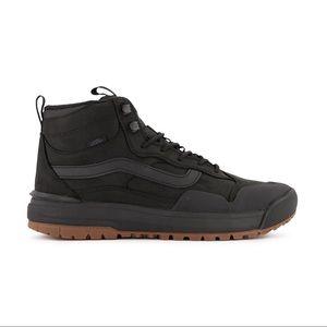 Vans UltraRange Exo Hi MTE Black Sneaker Boots